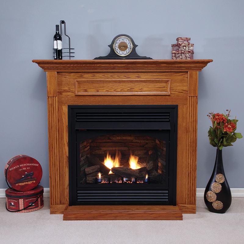 VFP32 Natural Gas Fireplace