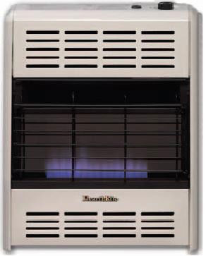 Vent-Free Gas Heater