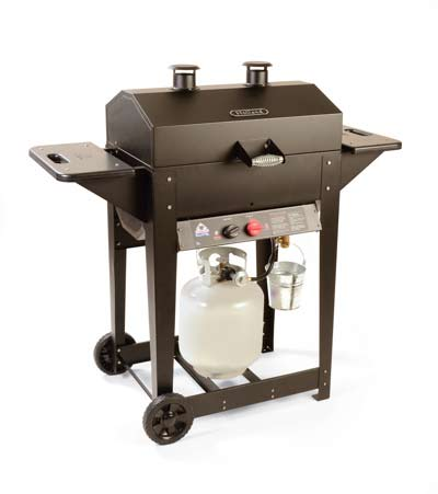 The Holland Liberty Gas Grill